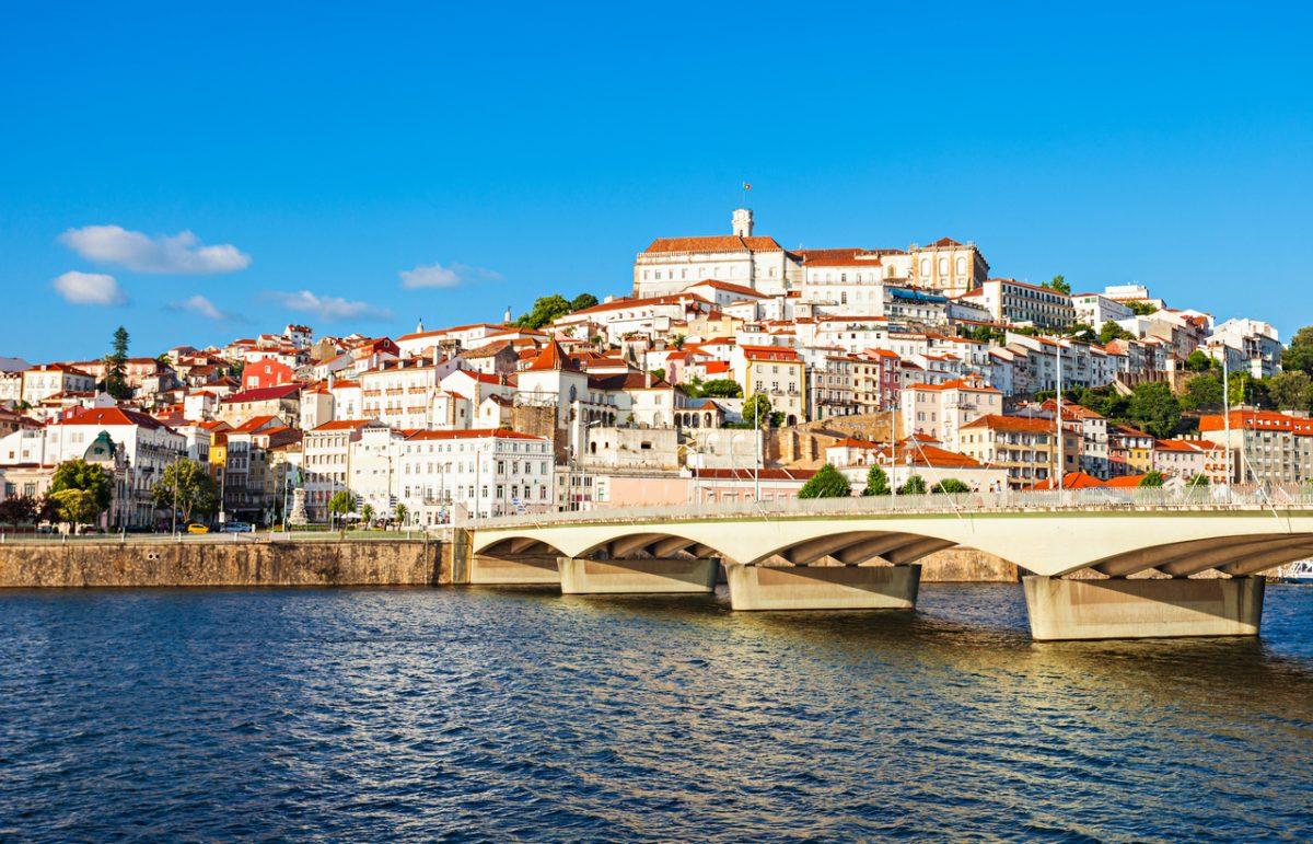 Ontdek universiteitsstad Coimbra