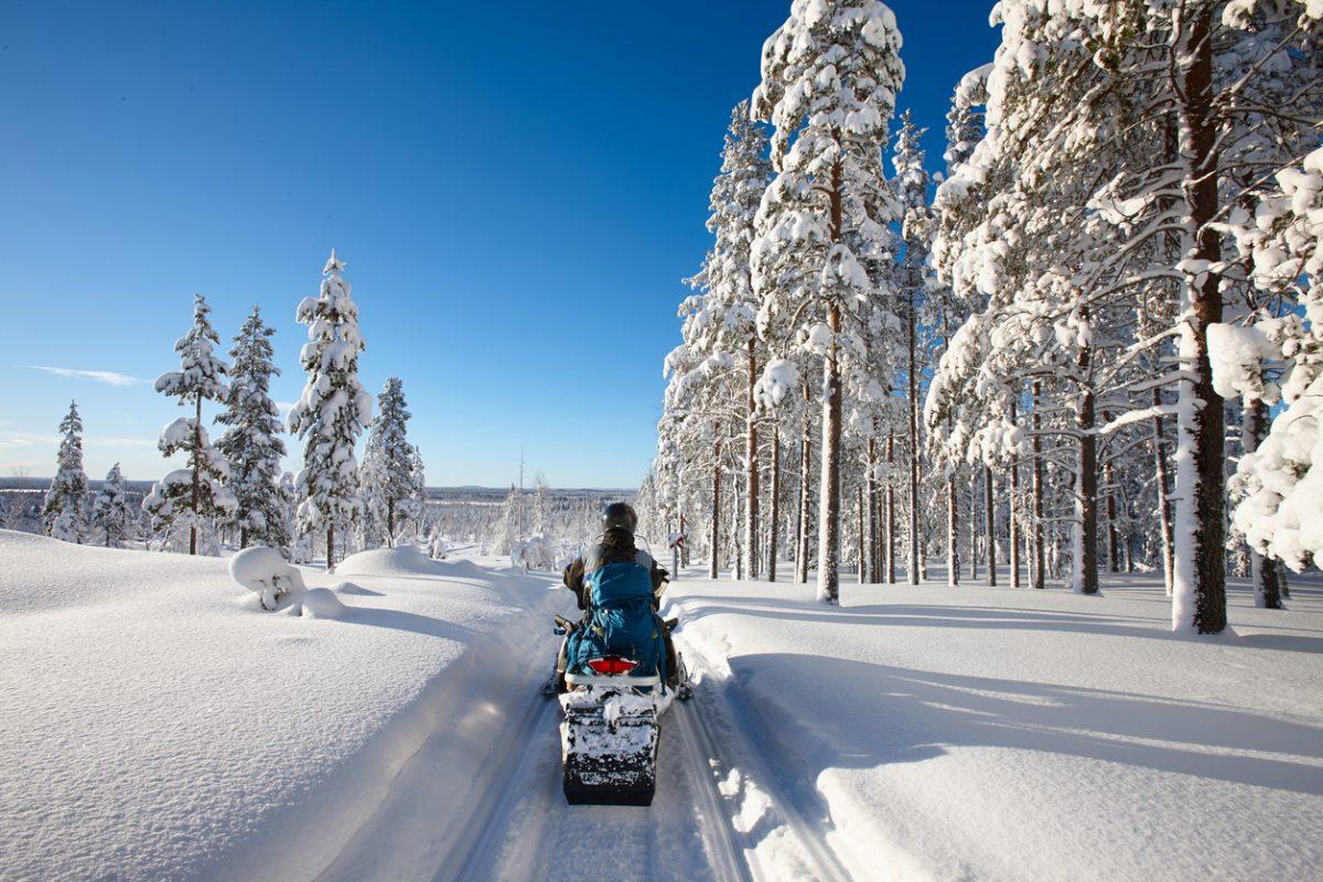 Beleef het sprookjesachtige Fins Lapland
