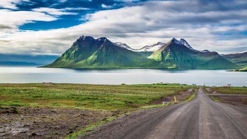 Reis door IJsland
