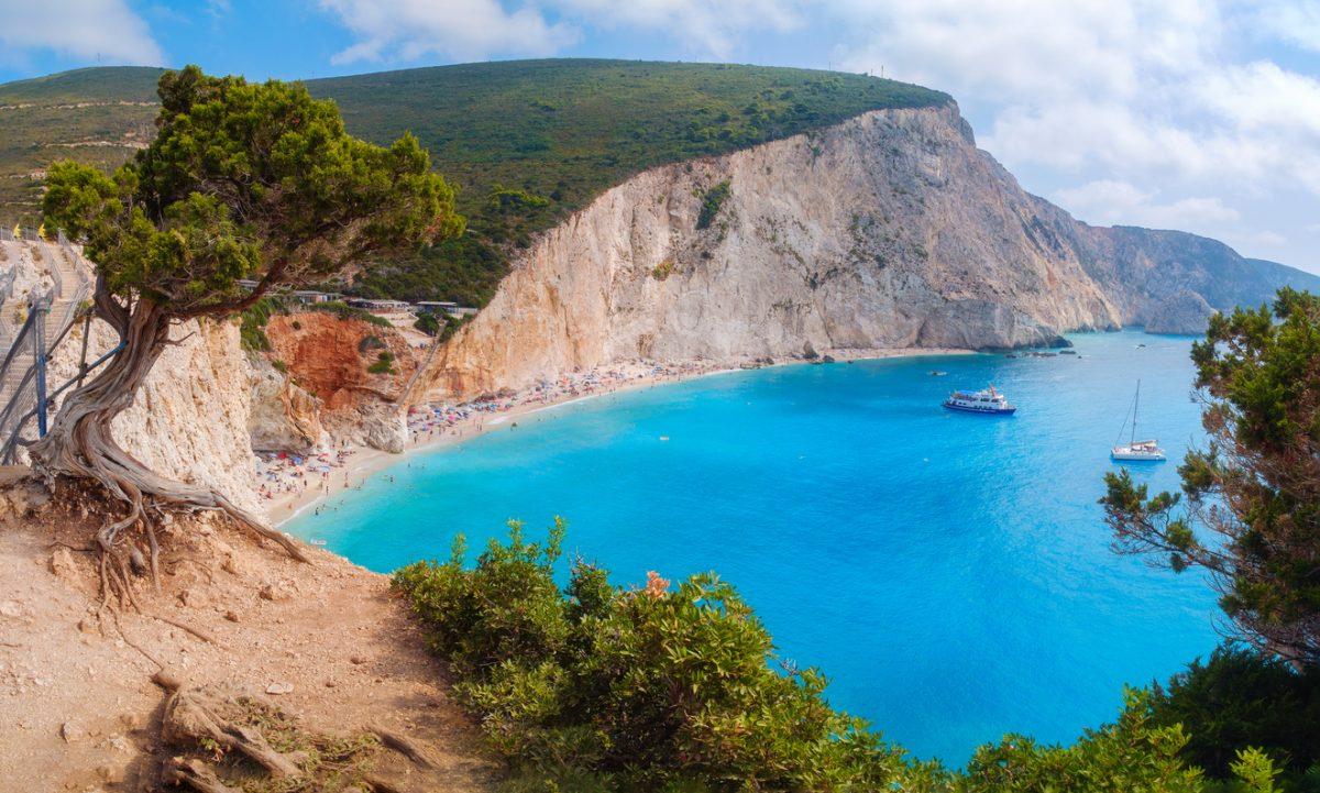 Lefkada, parel in de Ionische zee