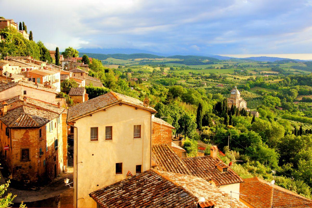 Rondreis door romantisch Toscane
