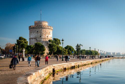 Thessaloniki: miljoenenstad met een dorps karakter