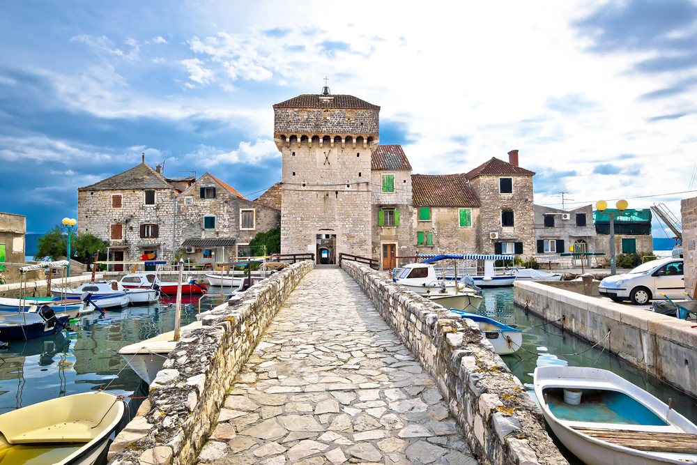 Mooie natuur en oude steden