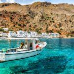 Griekenland, Kreta, Loutro