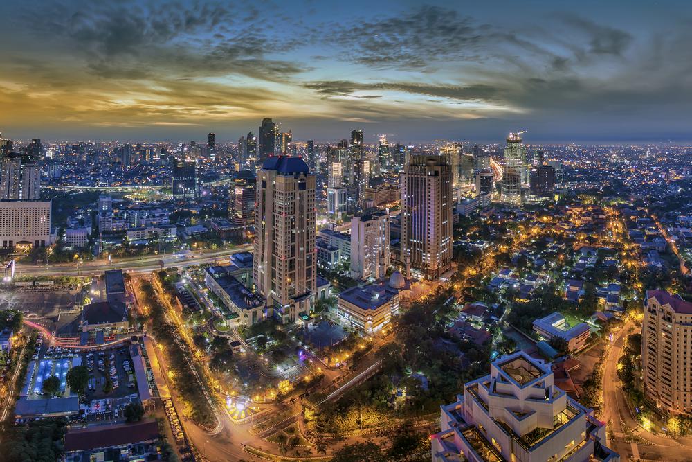 Jakarta Indonesië rondreis