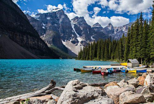 De 7 mooiste natuurparken van Amerika en Canada!