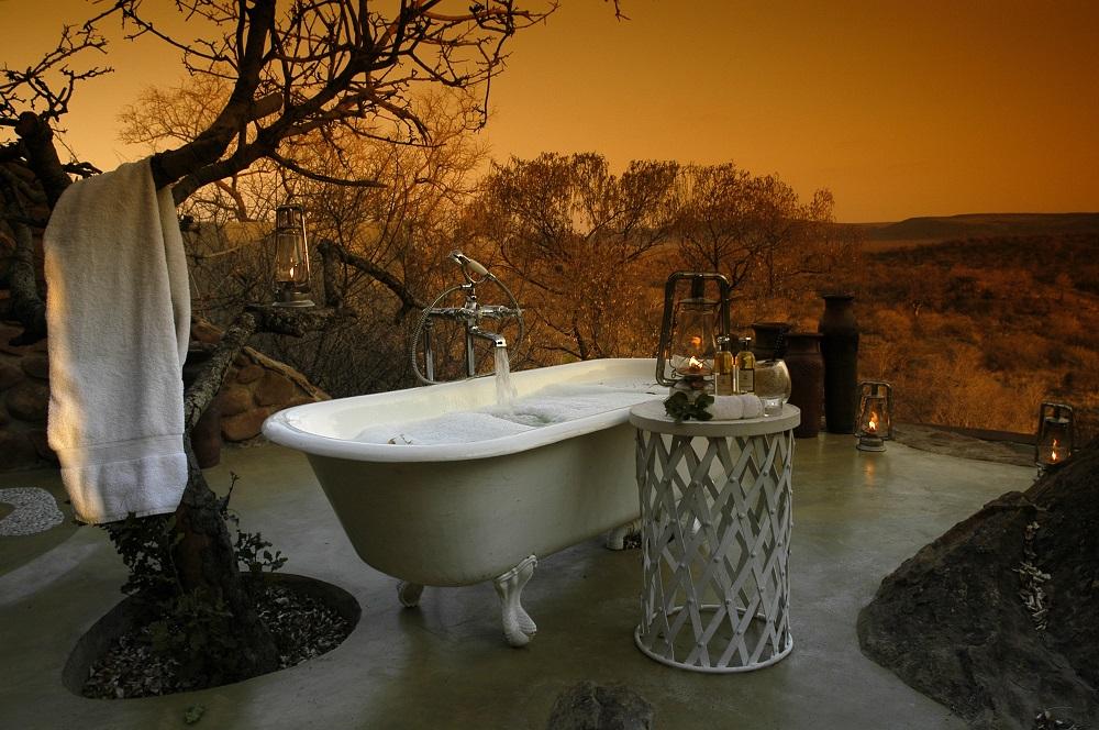 Luxe in Zuid-Afrika