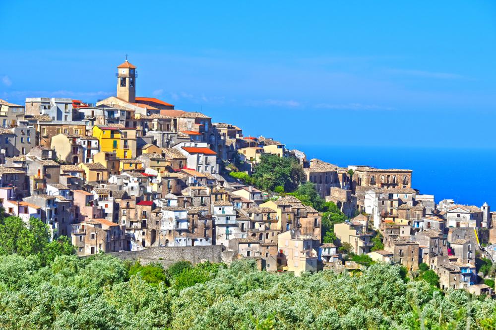 Genieten in de Europese laars (Italië)