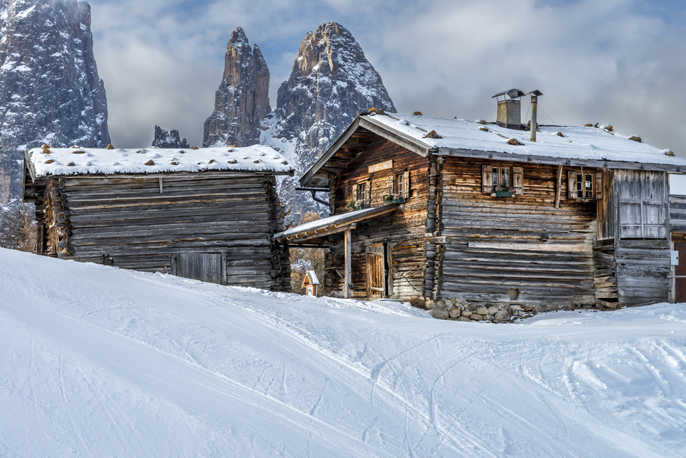 Winterkamperen in Tirol met de camper