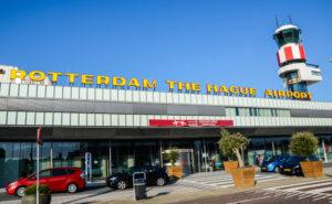 Alternatieven voor Schiphol; Eindhoven en Rotterdam