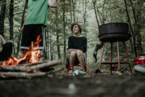 Barbecueën op de camping, zo werkt het!
