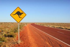 Australie een land met veel gezichten