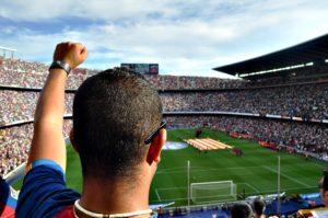 Wedstrijd Barcelona bezoeken dit seizoen