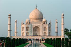 Backpacken door India