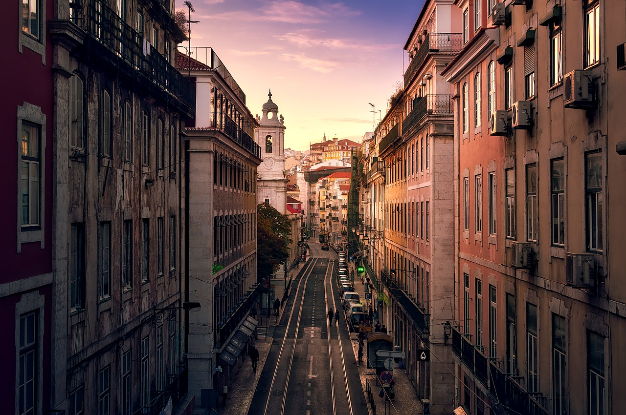 Overnachten in Lissabon